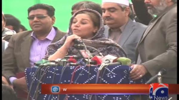 Five PML-N lawmakers rest their political future with Pir Sialvi