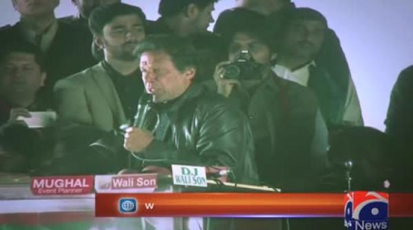 Will not spare former NAB chief Qamar Zaman if come to power: Imran Khan