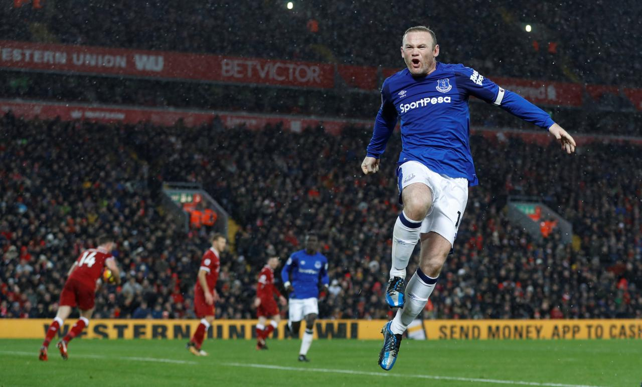 EPL: Metropolis win Manchester derby, Rooney saves Everton
