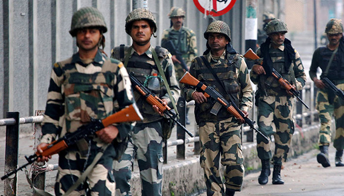 French journalist detained in J&K for filming pellet victims