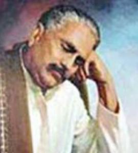 Allama Iqbal not reciting poem in viral audio clip, clarifies grandson