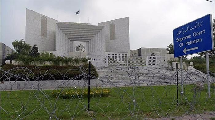 Hudaibiya case: SC dismisses NAB's plea to adjourn proceedings
