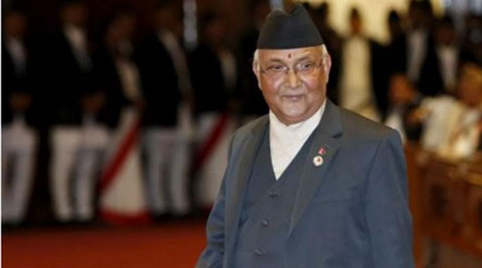 Nepal's Oli, most likely next PM, wins parliament seat