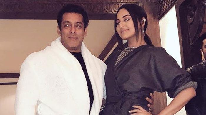 Who wore it better – Salman or Sonakshi?