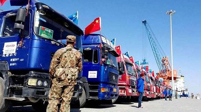 China believes Pakistan will continue to ensure security for CPEC