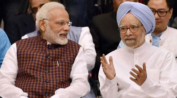 Manmohan Singh hits back at Modi over allegations of Pak meddling in elections