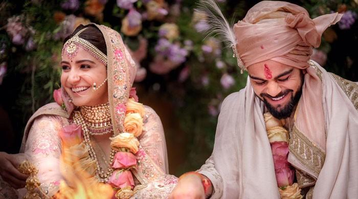 Anushka, Virat finally tie the knot in Italy