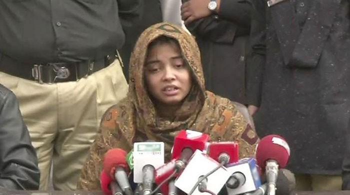 Malir murder case: Victim's sister remanded into police custody
