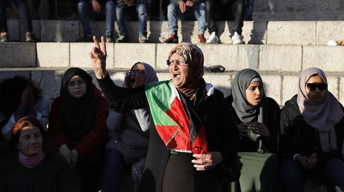 Fifth day of protests in Middle East over Trump's Jerusalem move