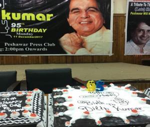 Peshawar celebrates Dilip Kumar's 95th birthday
