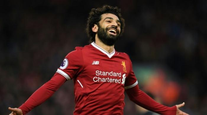 Salah named BBC African player of the year