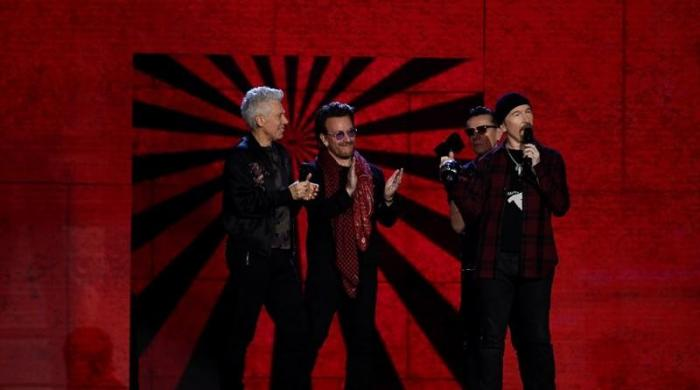 U2 knocks Taylor Swift's 'Reputation' off Billboard top spot