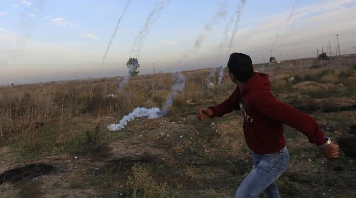 Israeli tank, aircraft hit Gaza after rocket fire