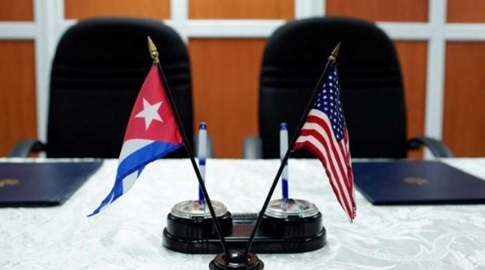 Cuba tells US suspension of visas is hurting families