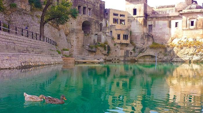 Absence of Hindu deities' statues at Katas Raj irks Supreme Court