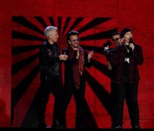 U2 knocks Taylor Swift's 'Reputation' off Billboard top spot