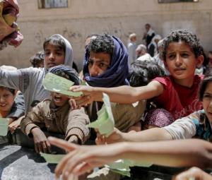 More than 8 million Yemenis 'a step away from famine,' says  UN