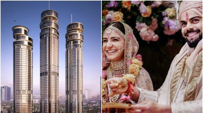 See pics: Kohli and Anushka to live in this luxury Mumbai apartment