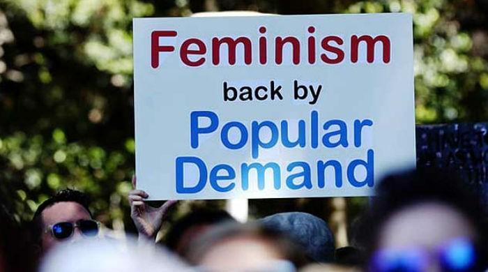 'Feminism' is US dictionary 'Word of the Year'