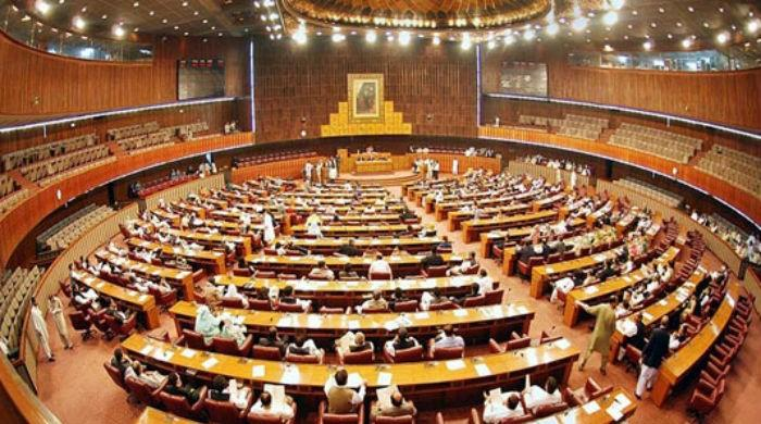 NA session adjourned due to lack of quorum for third day in a row