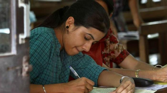 Indian state civil service exam questions copied from Pakistani website