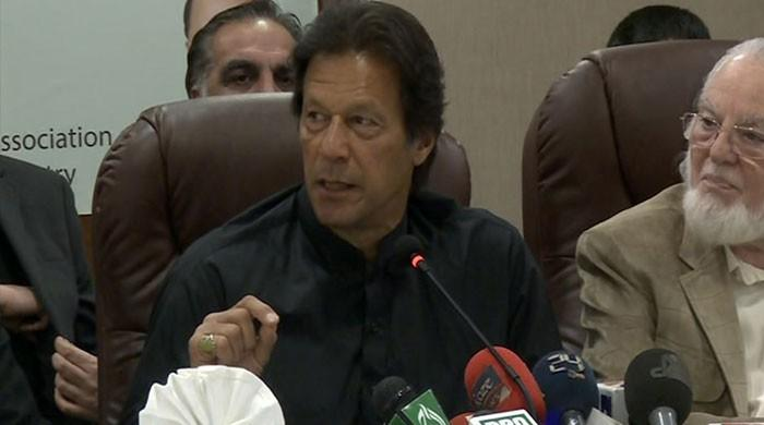 PTI Karachi ignores us, industrialists tell Imran