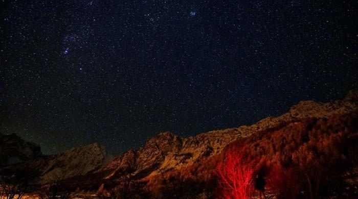 Oh my stars! Stage set for 'spectacular' meteor show