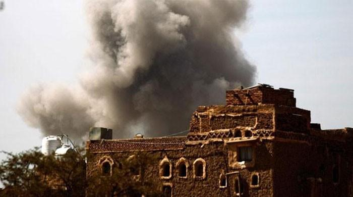 Strikes kill 30 in rebel-run Yemen prison: rebel TV