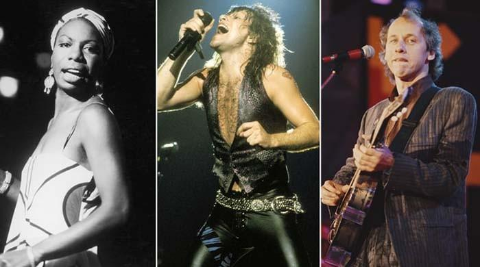 Bon Jovi, Nina Simone enter Rock and Roll Hall of Fame