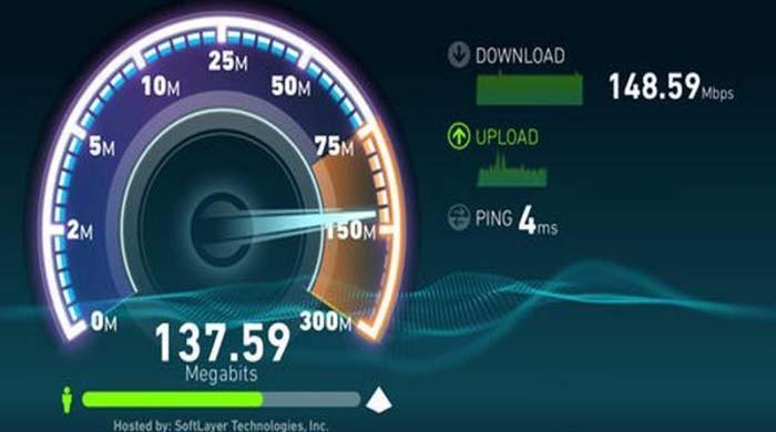 Pakistan ranked ahead of India, Bangladesh in mobile internet speed