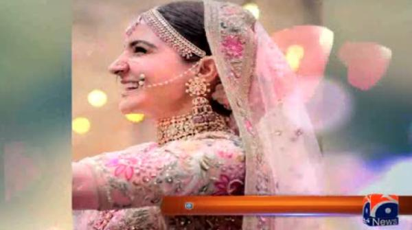 Complete details of Anushka and Virat's dreamy wedding
