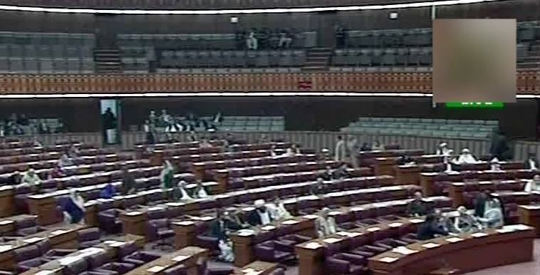 Opposition continues to protest over failure to table Fata reforms bill