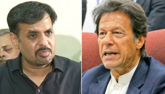 Imran Khan happy at being given clean chit, regrets Tareen's disqualification