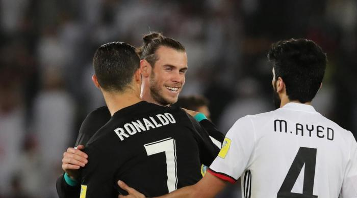 Ronaldo, Bale rescue Real Madrid from Al Jazira upset in FIFA Club World Cup