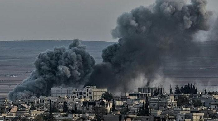 US-led air strikes kill 23 civilians in Syria: monitor