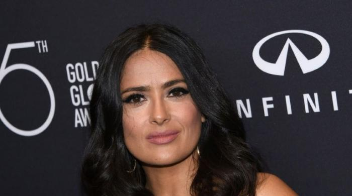 Actress Salma Hayek details harrowing ordeal by 'monster' Weinstein