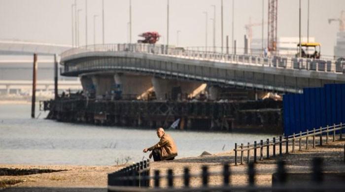 Marvel or mishap? Hong Kong's troubled mega bridge