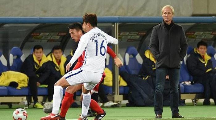 'Mourinho of Pyongyang' Andersen plots North Korea revival