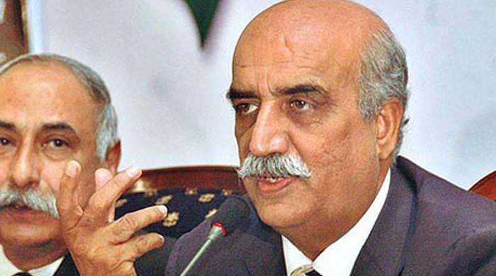 Khursheed Shah says Ayaz Sadiq has revealed 'inside story'