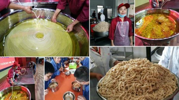 World's longest noodle is more than 3 km long
