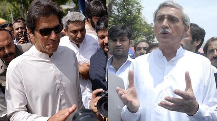 Imran Khan cleared, Jahangir Tareen disqualified by Supreme Court