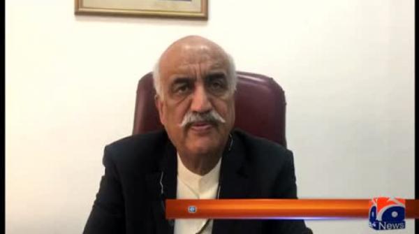 Khursheed Shah says Ayaz Sadiq has revealed 'inside story'