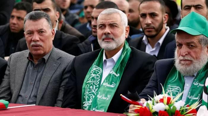 Hamas will reverse Trump's Jerusalem move, leader tells Gaza rally