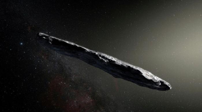 No alien 'signals' from cigar-shaped asteroid: researchers