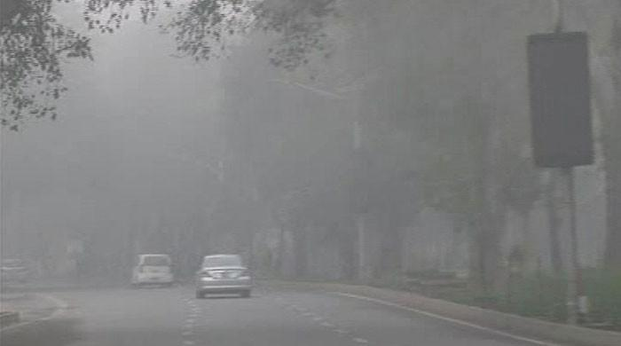 Dense fog causes closure of parts of Motorway in Punjab