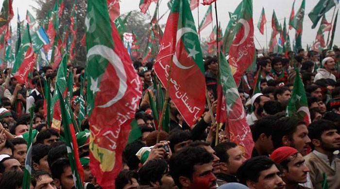PTI to hold rally in Tando Adam Khan today