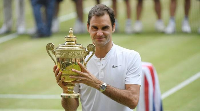 Federer voted BBC overseas sports personality of the year