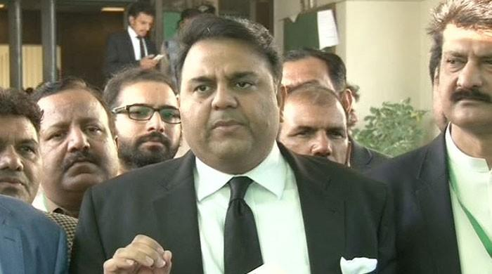 Imran directed Tareen to continue duties as PTI General Secretary: Fawad Chaudhry