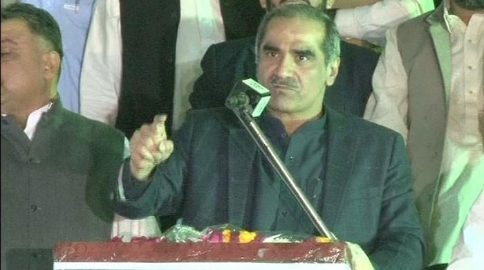 Saad Rafique displeased over Jahangir Tareen's disqualification