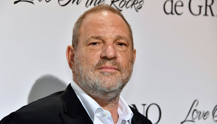 Harvey Weinstein denies Peter Jackson's claims of 'blacklisting'
